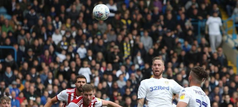 Leeds leave it late to grab deserved draw with Brentford