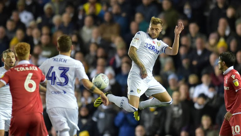 Leeds get lucky for once as controversial goal earns a late point withForest